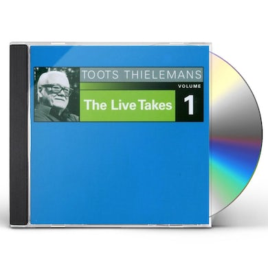 Toots Thielemans LIVE TAKES 1 CD