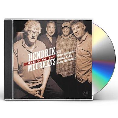 Cobb's Pocket CD