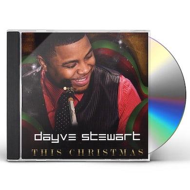 Dayve Stewart THIS CHRISTMAS CD