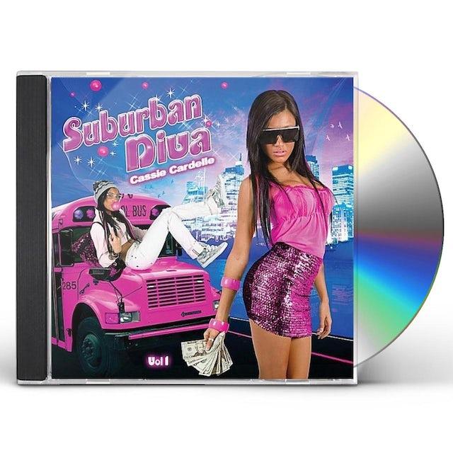 Cassie Cardelle SUBURBAN DIVA 1 CD