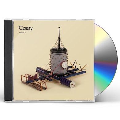 FABRIC 71: CASSY CD