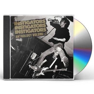 instigators ANTHOLOGY 2 CD