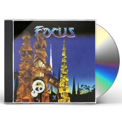 Focus X CD