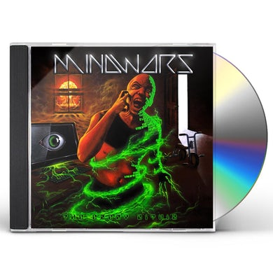 Mindwars ENEMY WITHIN CD