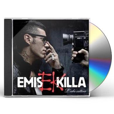 Emis Killa L'ERBA CATTIVA CD