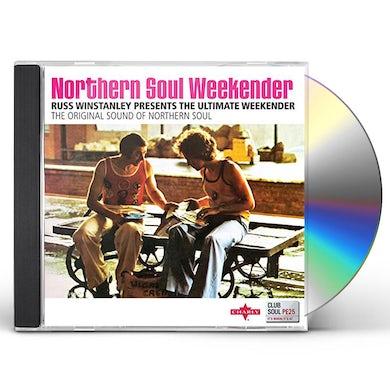 CLUB SOUL NORTHERN SOUL WEEKENDER CD
