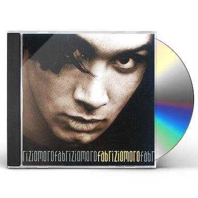 FABRIZIO MORO CD