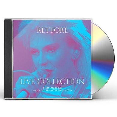 Donatella Rettore CONCERTO LIVE AT RSI (08 DICEMBRE 1981) - CD+DVD D CD