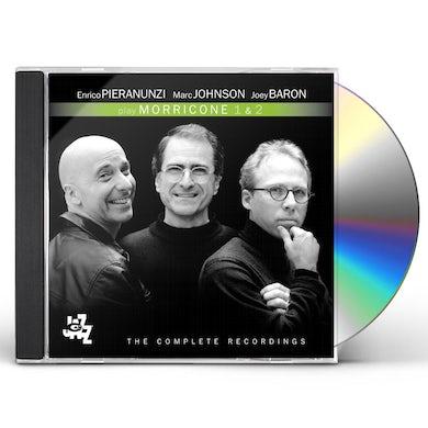 Enrico Pieranunzi PLAY MORRICONE 1 & 2-THE COMPLETE RECORDINGS CD