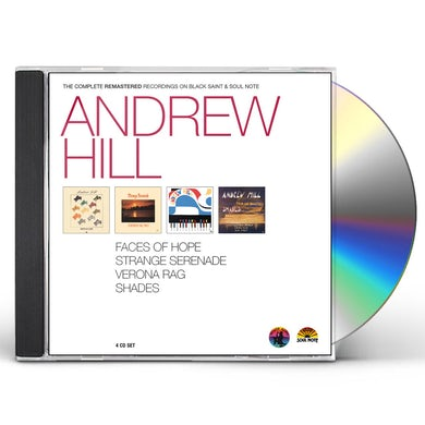 Andrew Hill THE COMPLETE REMASTERED RECORDINGS CD