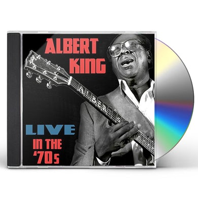 Albert King LIVE IN THE 70S CD
