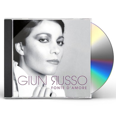 Giuni Russo FONTE D'AMORE CD
