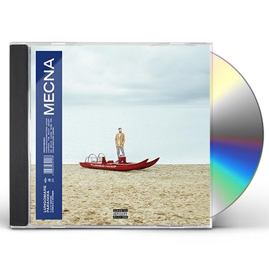 Mecna LUNGOMARE PARANOIA CD