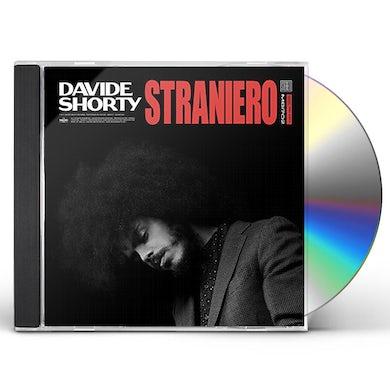 Davide Shorty STRANIERO CD