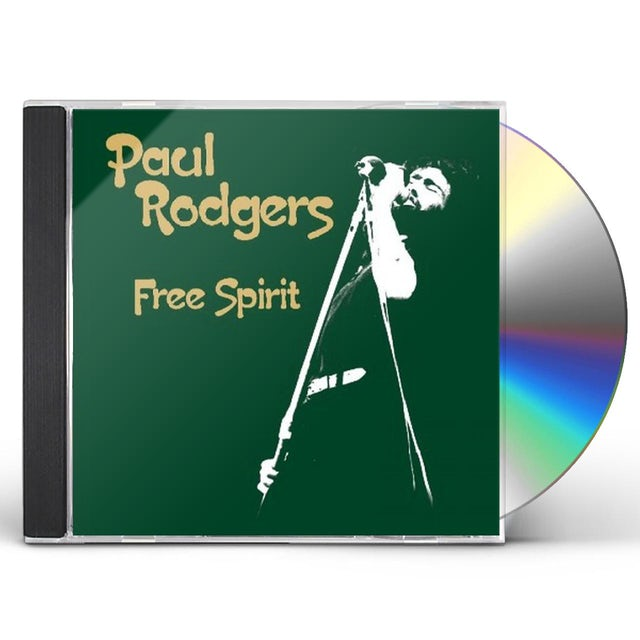 Paul Rodgers FREE SPIRIT CD