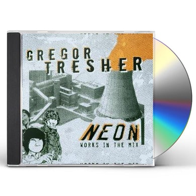 Gregor Tresher NEON: WORKS IN THE MIX CD