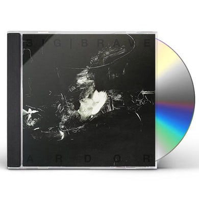 BIG BRAVE ARDOR CD