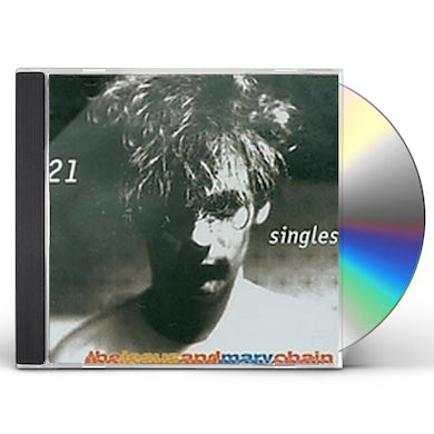 The Jesus and Mary Chain 21 SINGLES: BEST CD