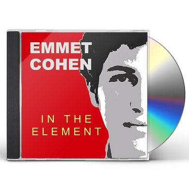 Emmet Cohen IN THE ELEMENT CD