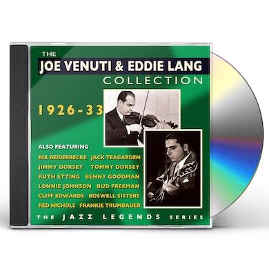 Joe Venuti/Eddie Lang Collection: 1926-1933 CD