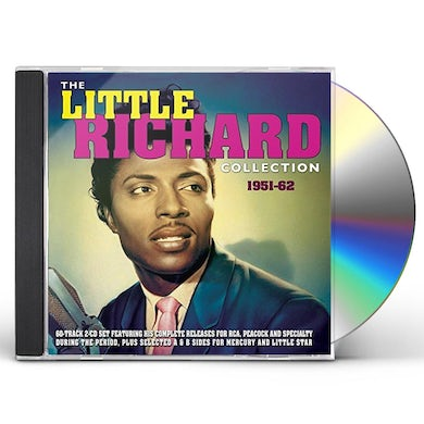 Little Richard  COLLECTION 1951-62 CD