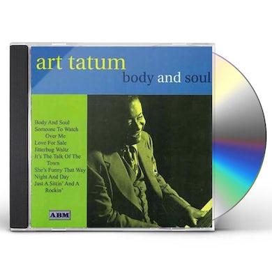 Art Tatum BODY & SOUL CD