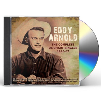 COMPLETE US CHART SINGLES 1945-62 CD