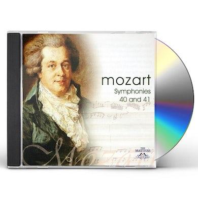 W.A. Mozart SYMS 40-41 CD