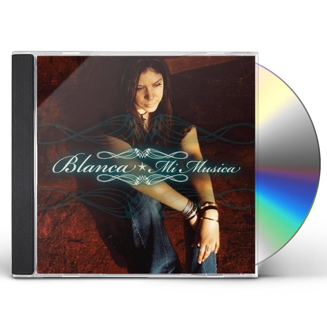 Blanca MI MUSICA CD