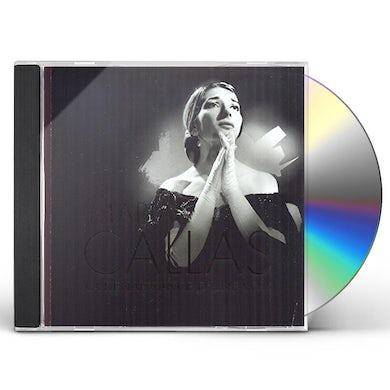 Maria Callas LA RENAISSANCE D'UNE VOIX CD