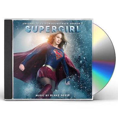 Blake Neely Supergirl: Season 2 (OST) CD