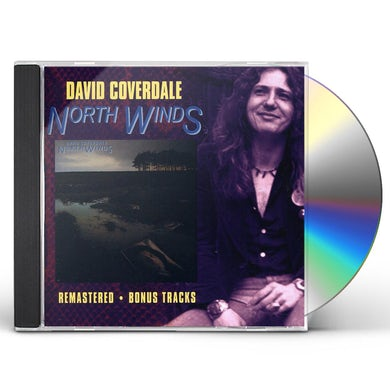 David Coverdale NORTH WINDS CD