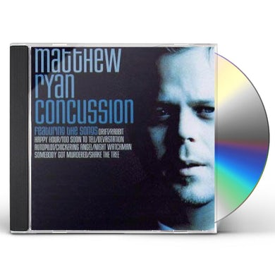 Matthew Ryan CONCUSSION CD