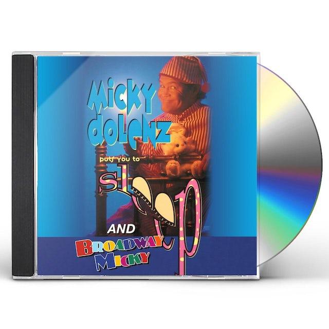 Micky Dolenz PUTS YOU TO SLEEP & BROADWAY MICKY CD