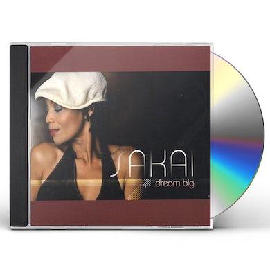 Sakai DREAM BIG CD