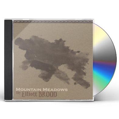 Elliott Brood MOUNTAIN MEADOWS CD