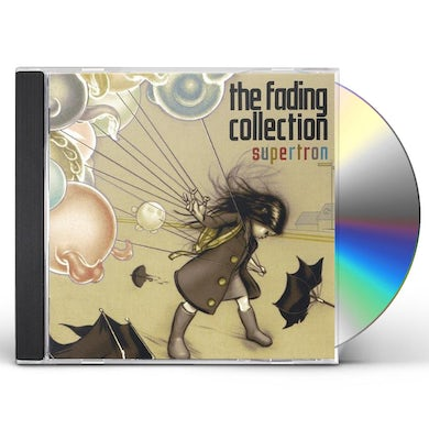 Fading Collection SUPERTRON CD
