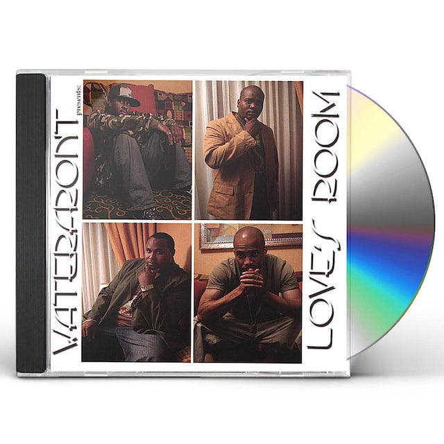 Waterfront LOVE'S ROOM CD