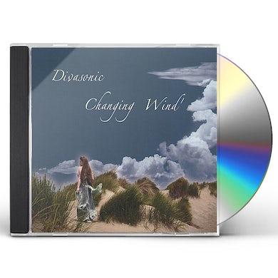 Divasonic CHANGING WIND CD