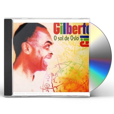 Gilberto Gil O SOL DE OSLO CD