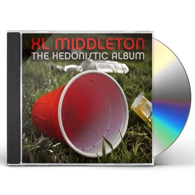 Xl Middleton THE HEDONISTIC ALBUM (DELUXE EDITION) CD