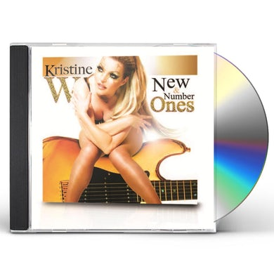Kristine W NEW & NUMBER ONES CD