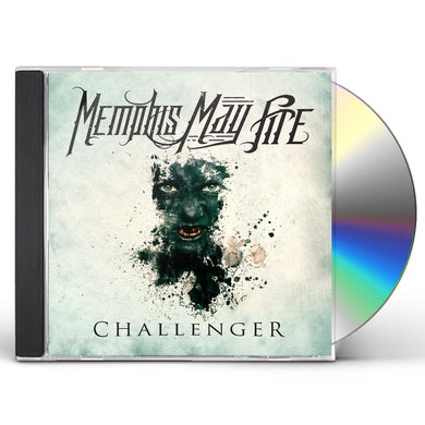 Memphis May Fire CHALLENGER CD