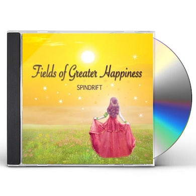 Spindrift FIELDS OF GREATER HAPPINESS CD