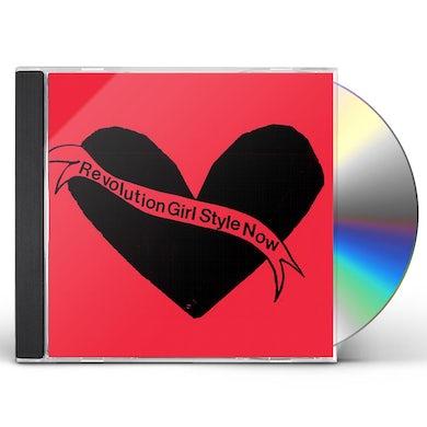 Bikini Kill REVOLUTION GIRL STYLE NOW CD