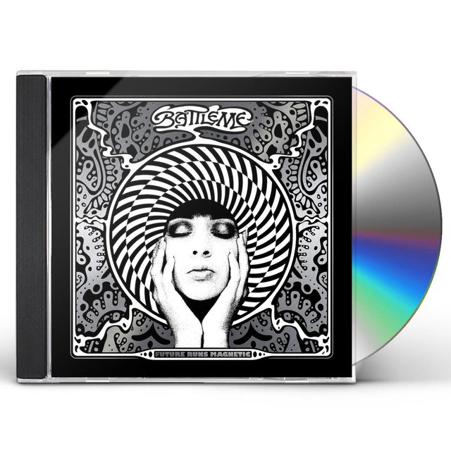 Battleme FUTURE RUNS MAGNETIC CD