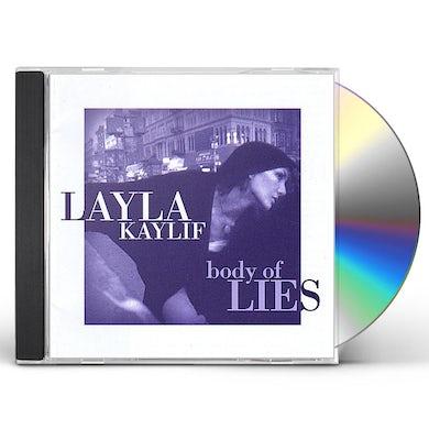 BODY OF LIES CD