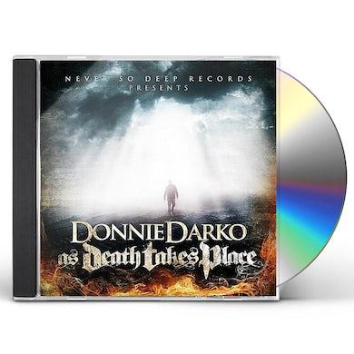Donnie Darko AS DEATH TAKES PLACE CD