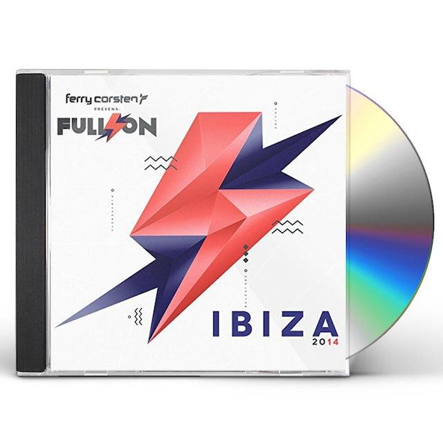 Ferry Corsten FULL ON IBIZA 2014 CD