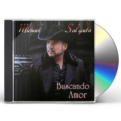 Michael Salgado BUSCANDO AMOR CD